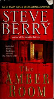Cover of: The Amber Room :ba novel