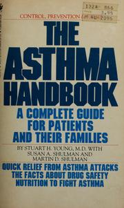 Cover of: The asthma handbook