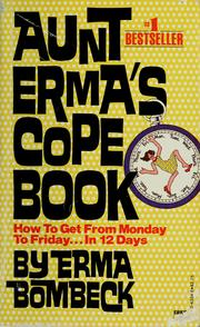 Cover of: Aunt Erma's cope book