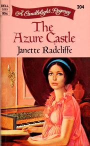 Cover of: The Azure Castle