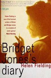 Cover of: Bridget Jones's diary