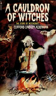 Cover of: A cauldron of witches
