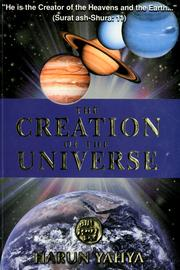 Cover of: The creation of the universe