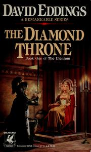 Cover of: The diamond throne