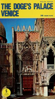 Cover of: The Doge's Palace in Venice