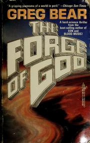 Cover of: The forge of God