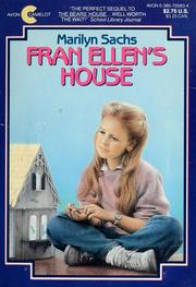 Cover of: Fran Ellen's house