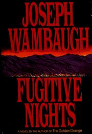 Cover of: Fugitive nights