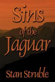 Cover of: Sins of the Jaguar
