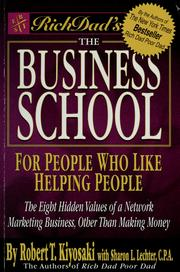 Cover of: Rich dad's the business school