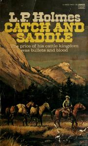 Cover of: Catch and saddle