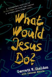 Cover of: What would Jesus do?