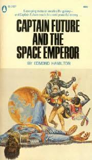 Cover of: Captain Future and the Space Emperor