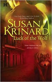 Cover of: Luck of the Wolf