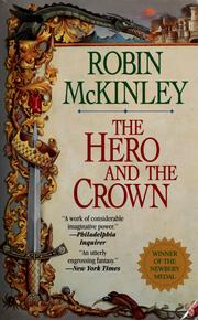 Cover of: The hero and the crown