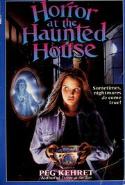 Cover of: Horror at the haunted house