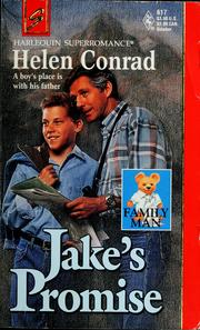 Cover of: Jake's promise