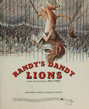 Cover of: Randy's dandy lions