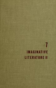 Cover of: Imaginative literature II: from Cervantes to Dostoevsky