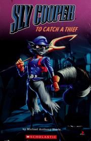 Cover of: Sly Cooper