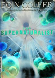 Cover of: The Supernaturalist