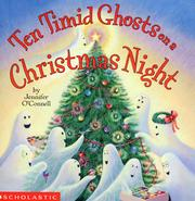 Cover of: Ten timid ghosts on a Christmas night