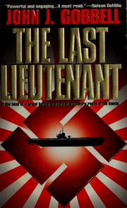 Cover of: The last lieutenant