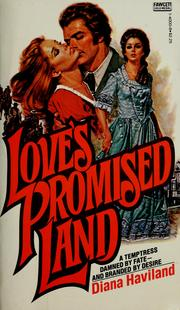Cover of: Love's promised land