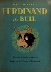Cover of: Ferdinand the bull