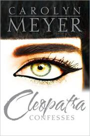 Cover of: Cleopatra confesses