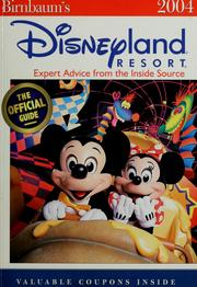Cover of: Birnbaum's Disneyland resort
