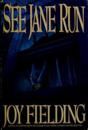 Cover of: See Jane run
