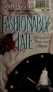 Cover of: Fashionably late