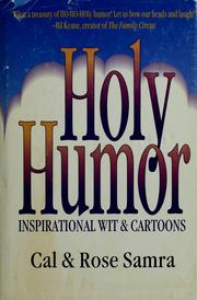 Cover of: Holy humor