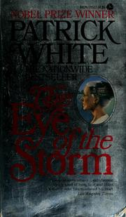 Cover of: The eye of the storm