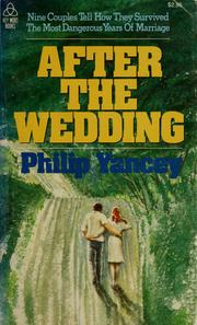 Cover of: After the wedding