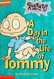 Cover of: A day in the life of Tommy