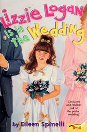Cover of: Lizzie Logan is in the wedding