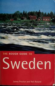 Cover of: The rough guide to Sweden