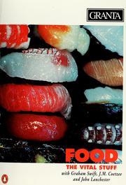 Cover of: Food, the vital stuff