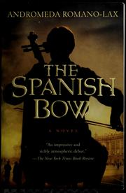 Cover of: The Spanish bow