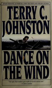 Cover of: Dance on the wind