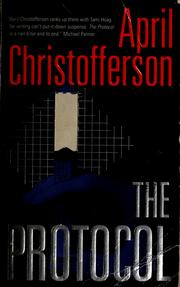 Cover of: The protocol