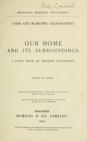 Cover of: Our home and its surroundings