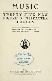 Cover of: Twenty-five new figure and character dances