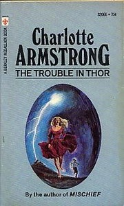 Cover of: The trouble in Thor