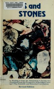 Cover of: Scientific properties and occult aspects of twenty-two gems, stones, and metals