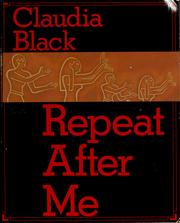 Cover of: Repeat after me
