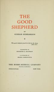 Cover of: [Advent.] The Good Shepherd ... Translated by Kenneth C. Kaufman. Illustrated by Masha Simkovitch