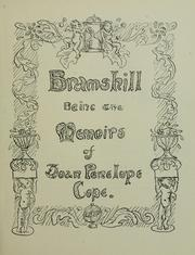 Cover of: Bramshill